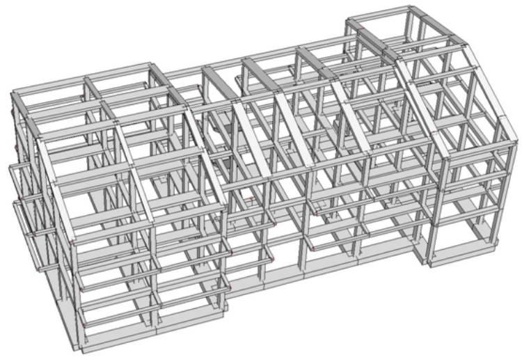 Ristrutturazione di una casa agricola for Piani di progettazione architettonica