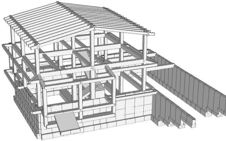 Quartu s elena flumini for Piani di progettazione architettonica
